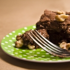 Nutella Walnut Brownies