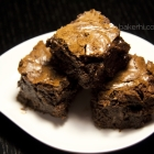 One Bowl Brownies